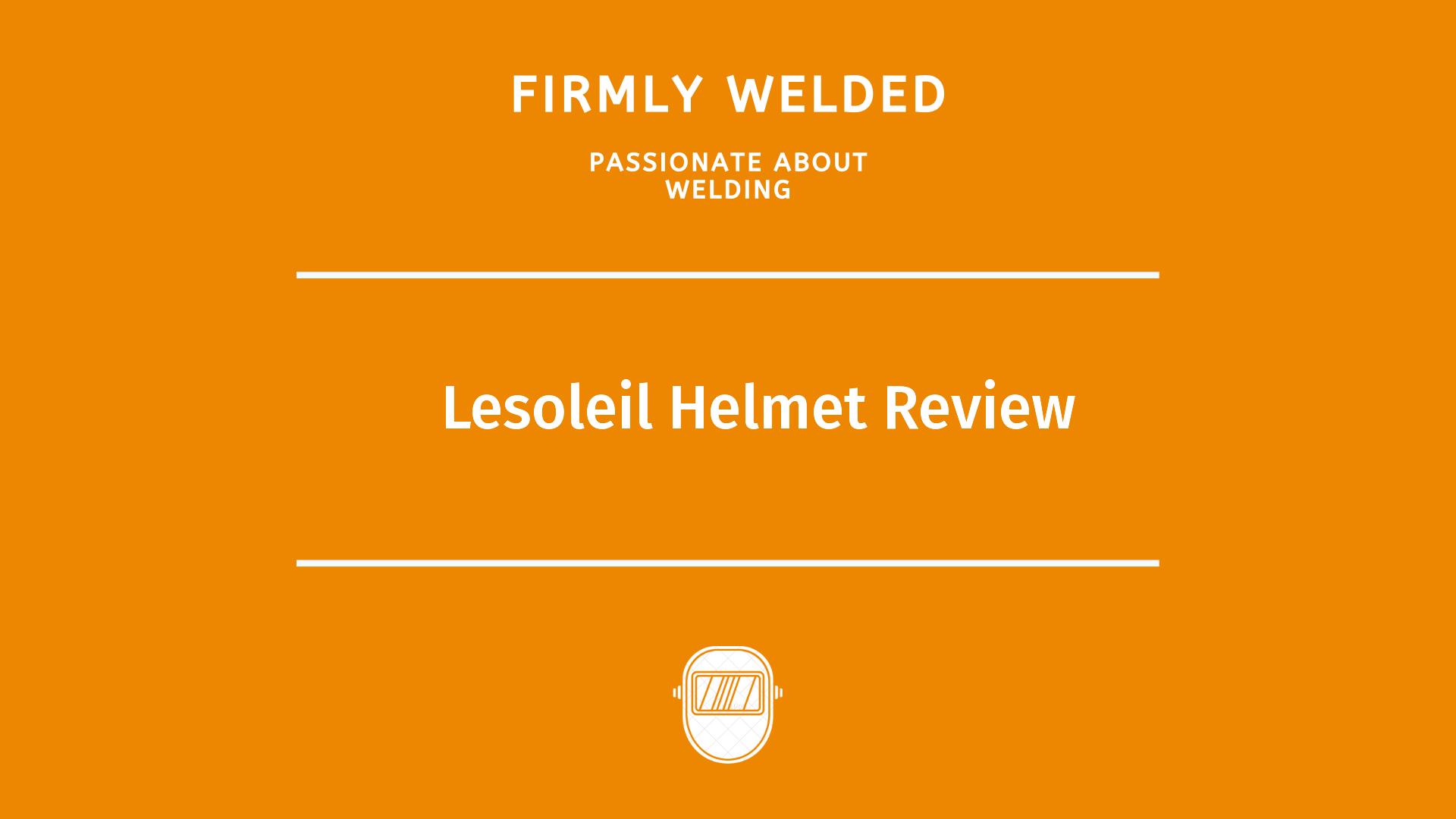 Lesoleil Helmet Review